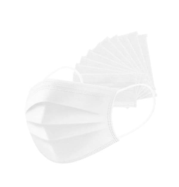 Type IIR Surgical Face Masks - PPE Supplier in Derby